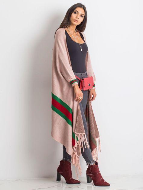 Różowy sweter Space                              zdj.                              3