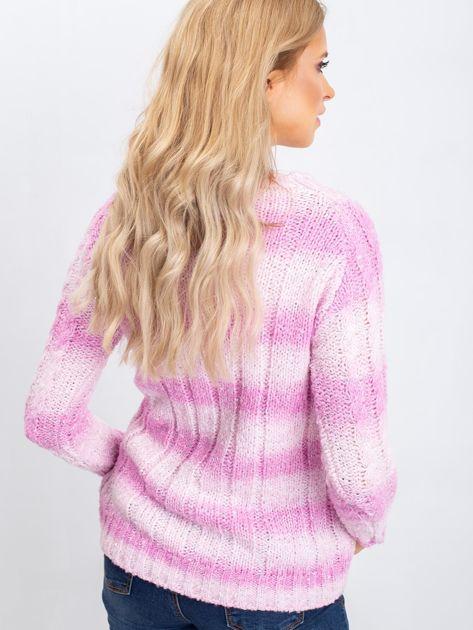 Różowy sweter Tracey                              zdj.                              2