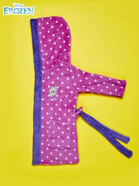 Różowy szlafrok dla dziewczynki FROZEN                                  zdj.                                  2
