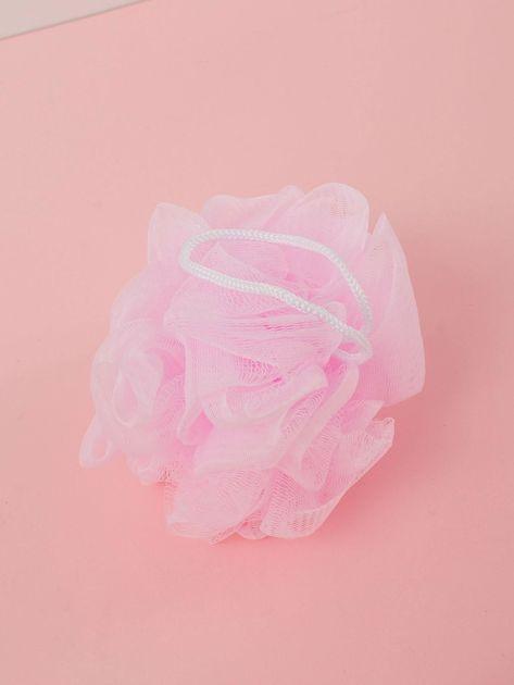 Różowy zestaw myjek kąpielowych                              zdj.                              2