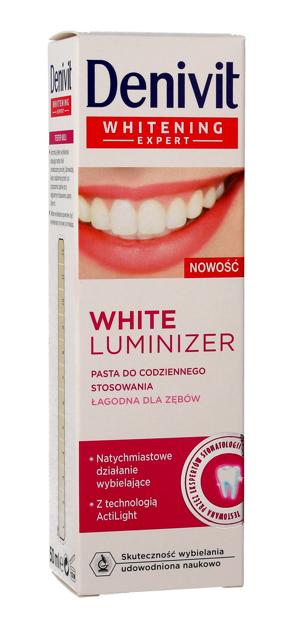 """Schwarzkopf Denivit Pasta do zębów White Luminizer  50ml"""""""