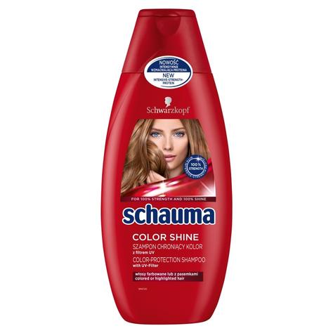 """Schwarzkopf Schauma Szampon do włosów Color Shine 400ml"""""""