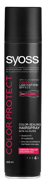 """Schwarzkopf Syoss Color Protect Lakier do włosów 300 ml"""""""