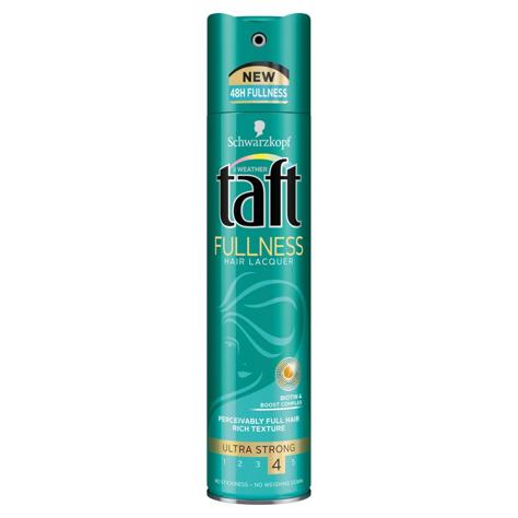 """Schwarzkopf Taft Fullness Lakier do włosów nadający objętość 250 ml"""""""