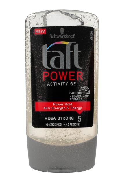 """Schwarzkopf Taft Power Activity Żel do włosów 150ml"""""""