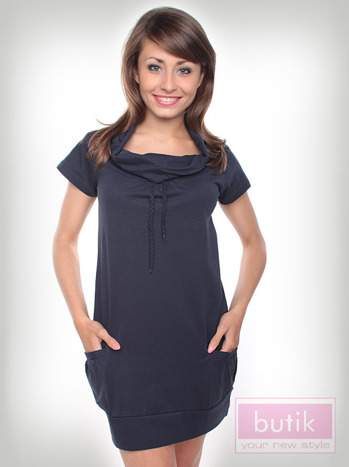 Sukienka dresowa                                  zdj.                                  3