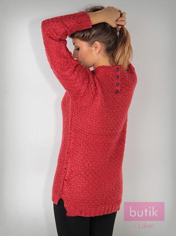 Sweter z guzikami                                  zdj.                                  1