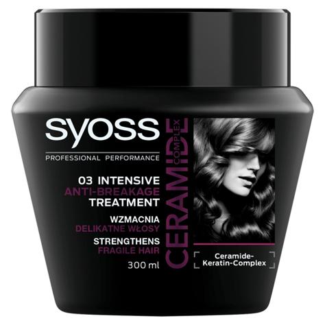 """Syoss Ceramide Complex Maska do włosów osłabionych  300ml"""""""