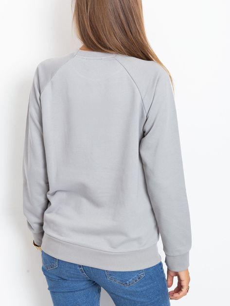 Szara bluza Kassie                              zdj.                              2