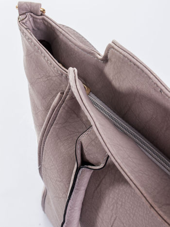 Szara torba shopper bag                                  zdj.                                  9