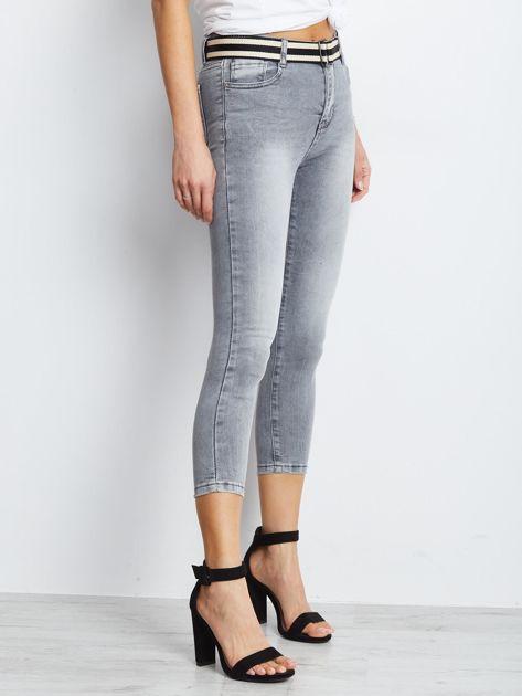 Szare jeansy Approve                              zdj.                              3