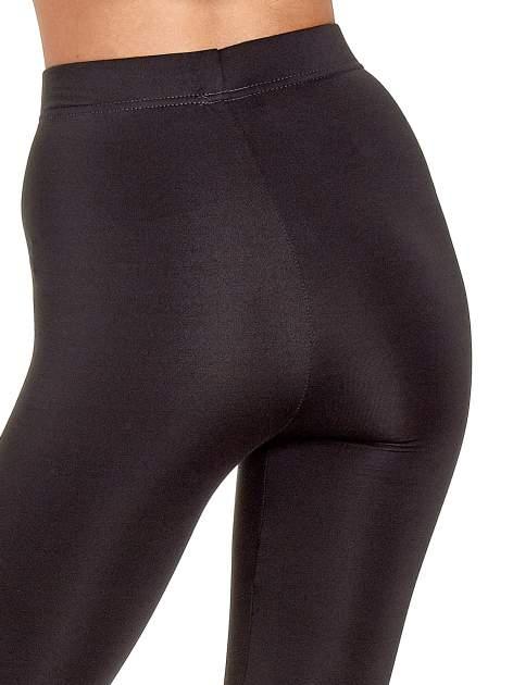 Szare legginsy basic z lekkim ociepleniem                                  zdj.                                  7