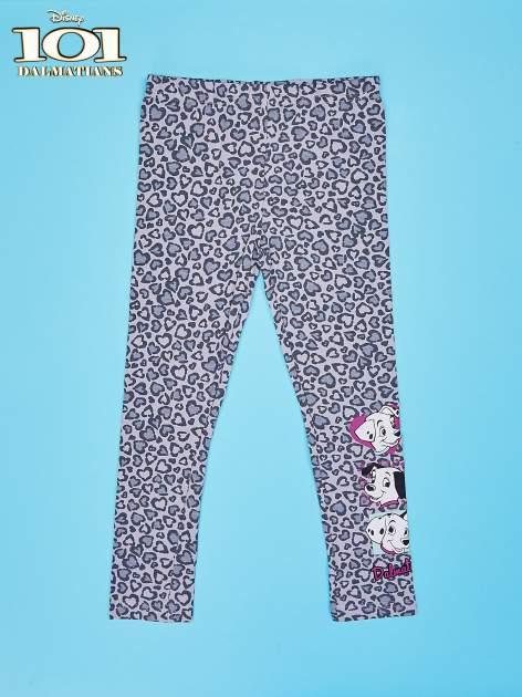 Szare legginsy dla dziewczynki 101 DALMATYŃCZYKÓW                                  zdj.                                  1