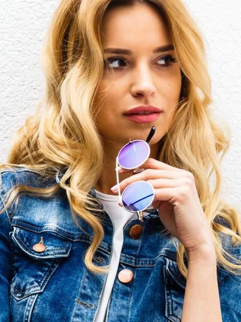 Szare okulary przeciwsłoneczne LENONKI RETRO                                  zdj.                                  4