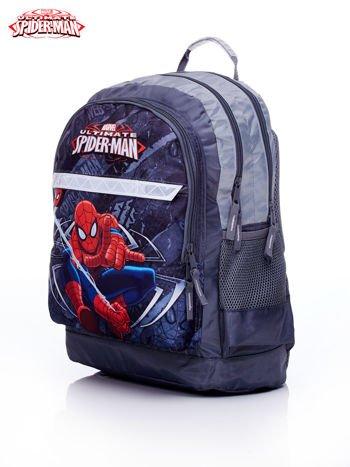 Szary plecak szkolny MARVEL ULTIMATE SPIDERMAN                              zdj.                              2