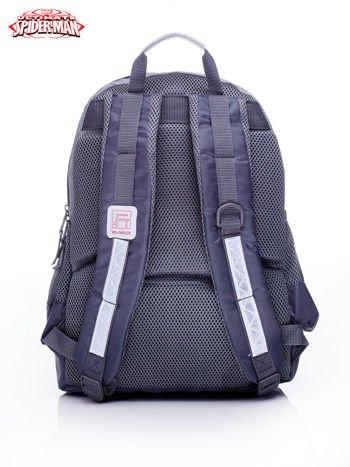 Szary plecak szkolny MARVEL ULTIMATE SPIDERMAN                              zdj.                              3