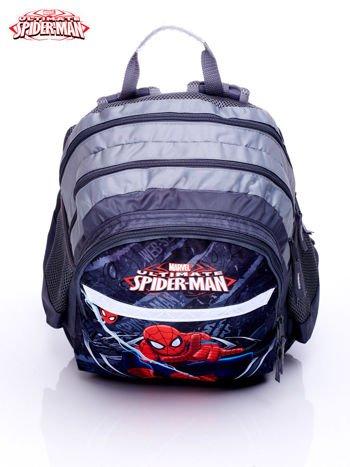 Szary plecak szkolny MARVEL ULTIMATE SPIDERMAN                              zdj.                              5
