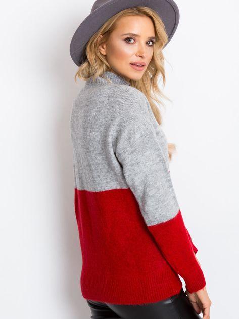 Szary sweter Taylor                              zdj.                              2