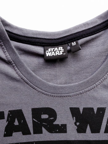 Szary t-shirt męski STAR WARS                                  zdj.                                  11