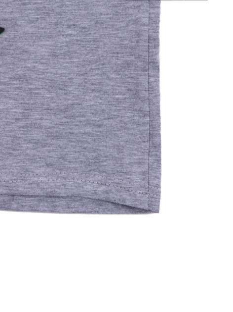 Szary t-shirt męski z nadrukiem BATMAN V SUPERMAN                                  zdj.                                  13