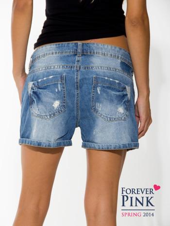 Szorty jeansowe                                  zdj.                                  3