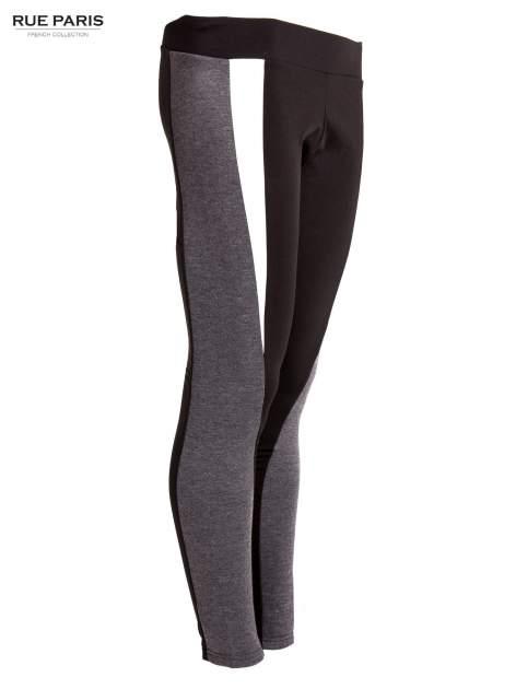 Trójkolorowe legginsy modelujące ultra slim                                  zdj.                                  6
