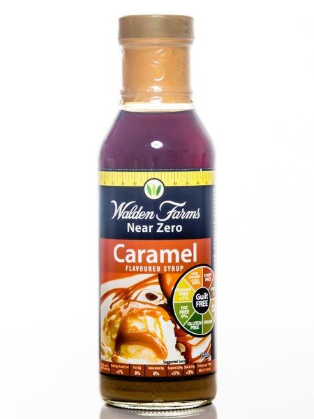 Walden Farms - Syrop - 355ml Caramel                              zdj.                              1