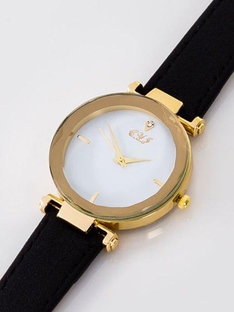 Zegarek damski czarny                                  zdj.                                  2
