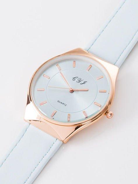 Zegarek damski błękitny                              zdj.                              2