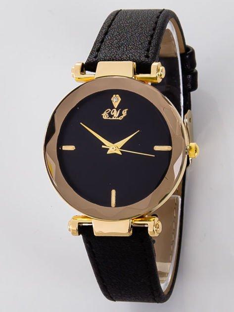 Zegarek damski czarny                              zdj.                              1