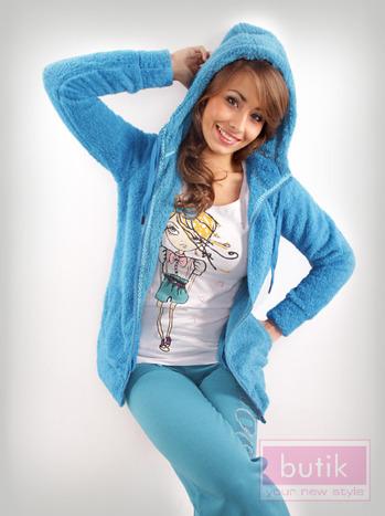 Zestaw: bluza + spodnie fitness