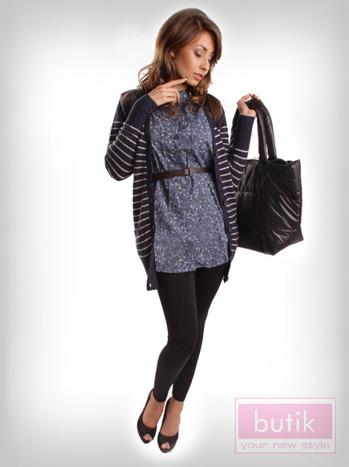 Zestaw:  koszula + legginsy
