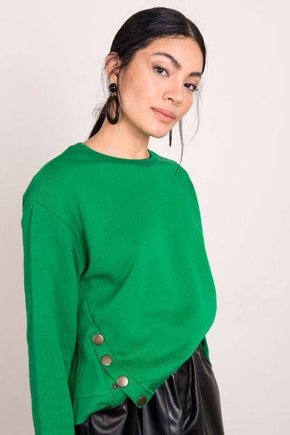 Zielona bluza BSL