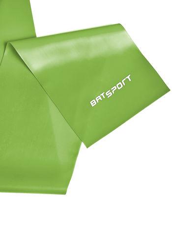 Zielona guma do ćwiczeń poziom średni                                  zdj.                                  6