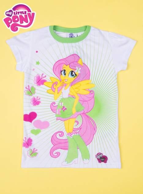 Zielona piżama dla dziewczynki MY LITTLE PONY                                  zdj.                                  2