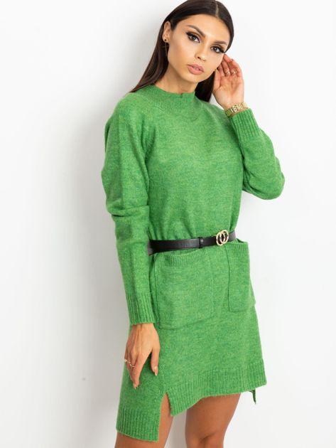 Zielona sukienka Harmony                              zdj.                              3