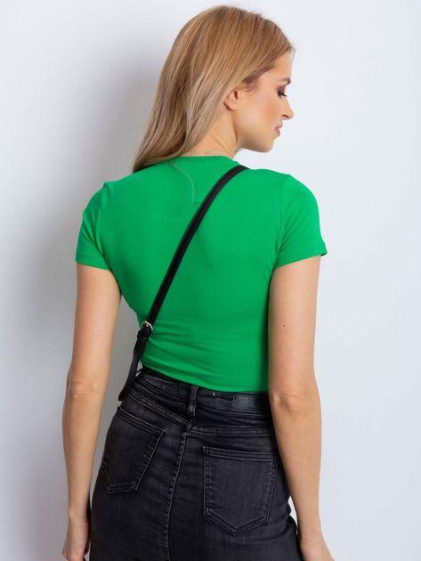 Zielony t-shirt Expected                              zdj.                              2