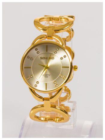 Złoty damski zegarek                                  zdj.                                  3