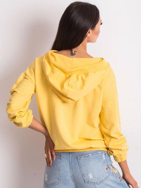 Żółta bluza Kimmie                              zdj.                              2