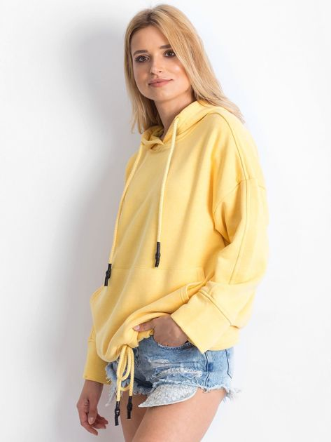Żółta bluza Replicating                              zdj.                              9