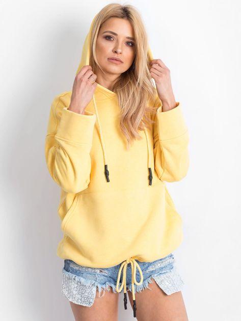 Żółta bluza Replicating                              zdj.                              11