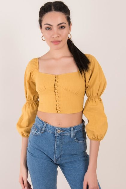 Żółta bluzka BSL