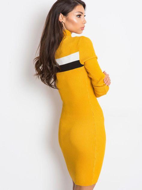 Żółta sukienka Freefall                              zdj.                              2