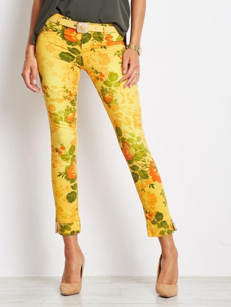 Żółte spodnie Nebraska