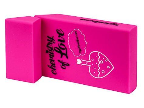 toys4smokers SLIM/ Etui silikonowe na papierosy- Love elixir                              zdj.                              2
