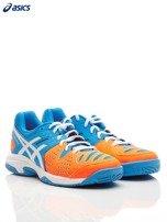 ASICS Niebieskie buty sportowe GEL PADEL PRO 3 GS                                  zdj.                                  2