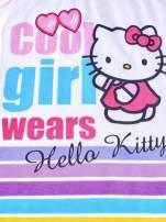 Biała sukienka bez rękawów dla dziewczynki HELLO KITTY                                  zdj.                                  4