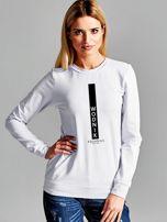 Bluza damska znak zodiaku WODNIK jasnoszara                                  zdj.                                  1