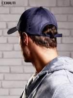 CERRUTI Grafitowa czapka z daszkiem męska                                  zdj.                                  3