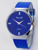Chabrowy zegarek damski                                    zdj.                                  1